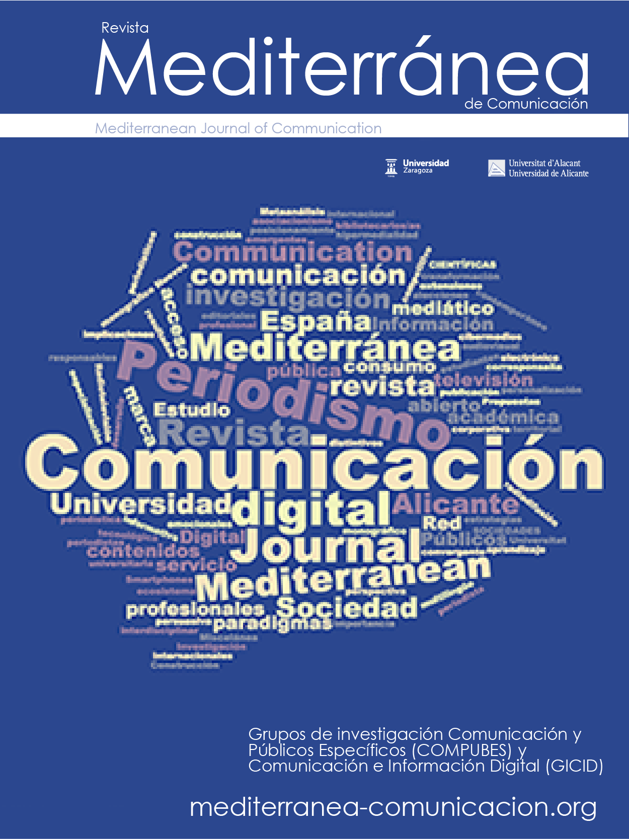 Revista Mediterránea de Comunicación / Mediterranean Journal of Communication